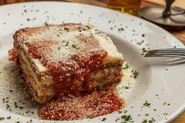Mandina's Homemade Lasagna
