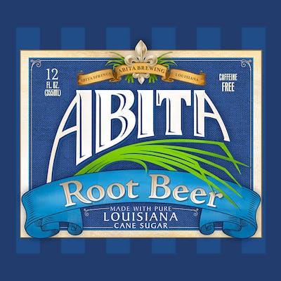 Bottled Abita Root Beer