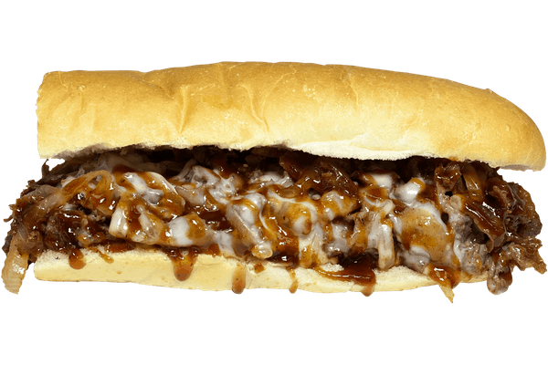 #10 BBQ Cheesesteak