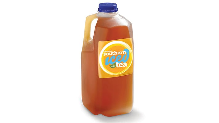 Gallon of Church's Unsweetened Tea