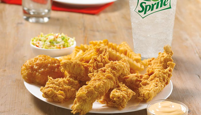 (4 pc.) Tender Strips Combo