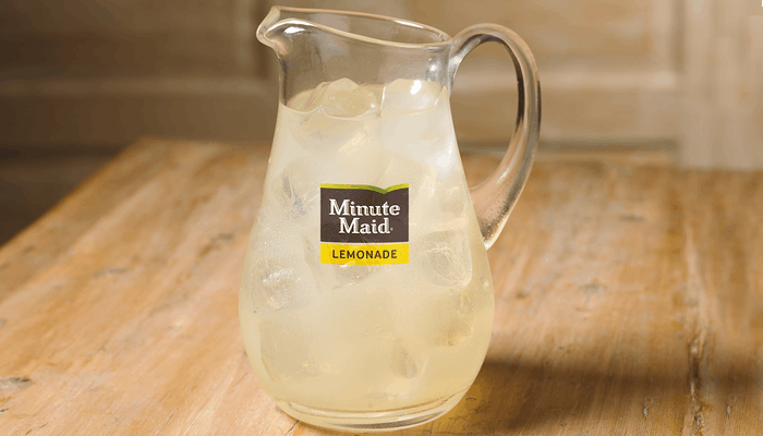 Gallon Minute Maid Lemonade