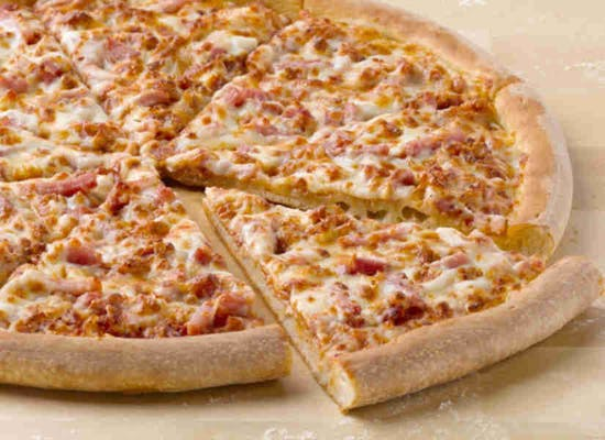 Double Bacon Six-Cheese Local Flavor Pizza