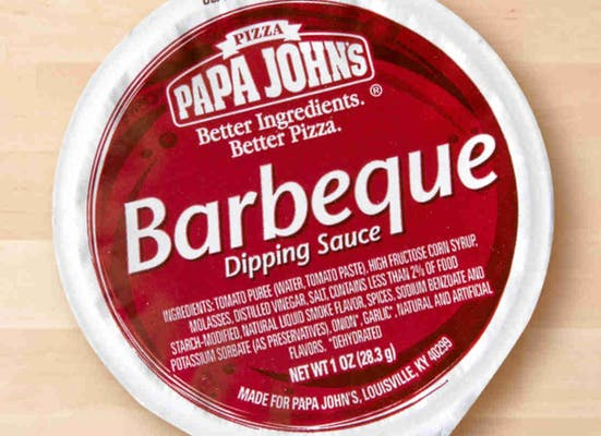 Barbeque Dipping Sauce