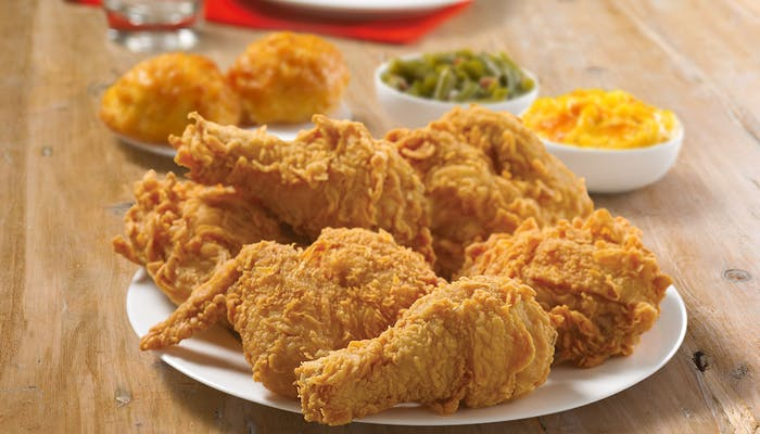 (6 pc.) Mixed Chicken Meal