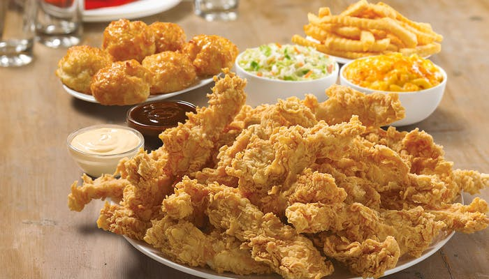 (24 pc.) Tender Strips Meal