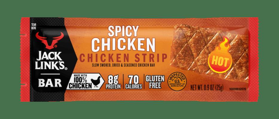Spicy Chicken Strip
