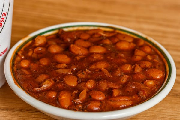 Side BBQ Beans