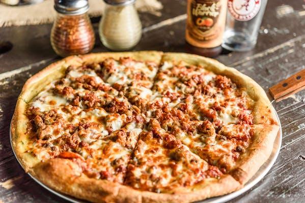 """12"""" Da Meats Pizza"""