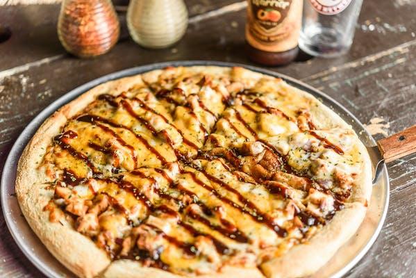 "12"" Smokehouse BBQ Chicken Pizza"