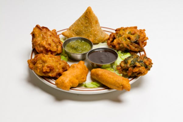 Assorted Fritters