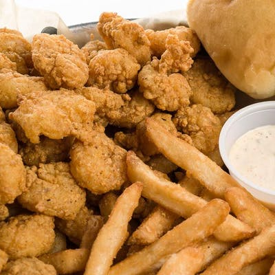 Fried Shrimp Basket