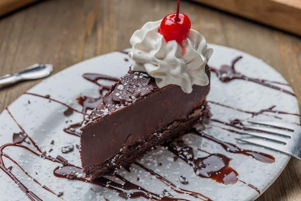 Belgium Chocolate Mousse Cake