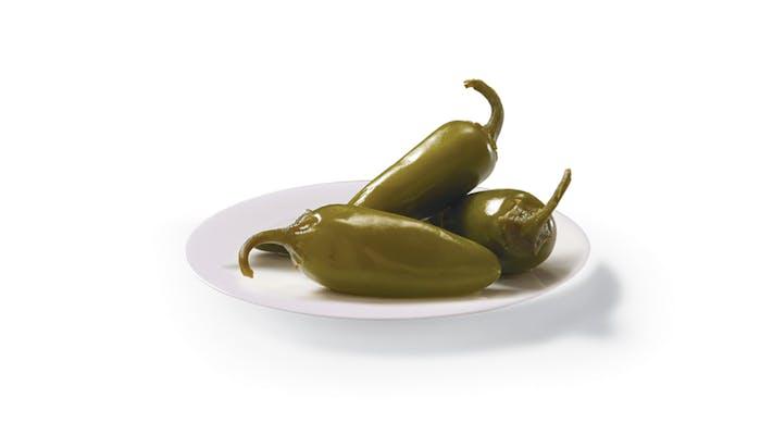 Jalapeño Peppers (3)