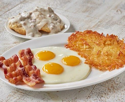 Big House Breakfast