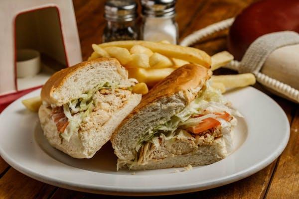 Tiger Sandwich