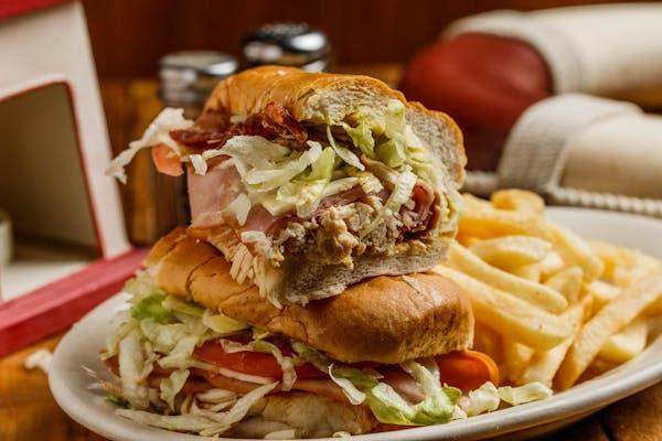 Rebel Sandwich