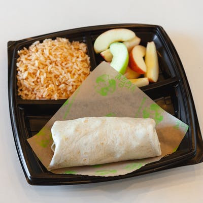 Kid's Bean & Cheese Burrito