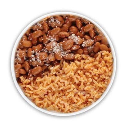 Rice & Beans Plate