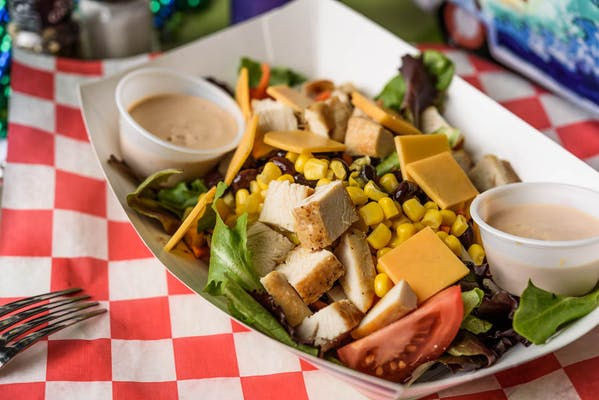 Southwest Hippie Chick Salad