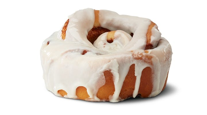 McCafé Cinnamon Roll