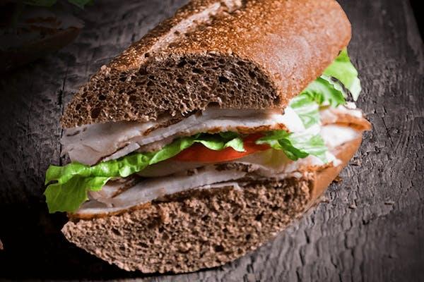 Turkey Breast Sandwich