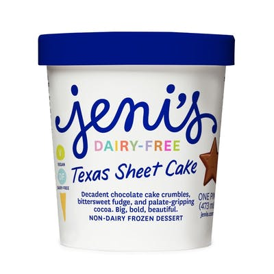 Texas Sheet Cake Pint