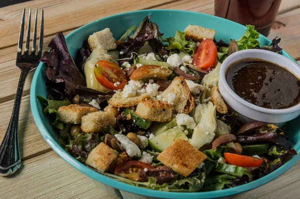 Mediterranean Vacation Salad
