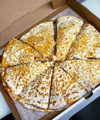 Birria Pizza