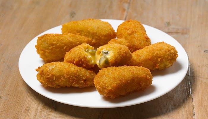 Jalapeño Cheese Bombers