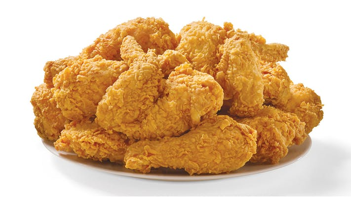 12 Pieces of Mixed Chicken