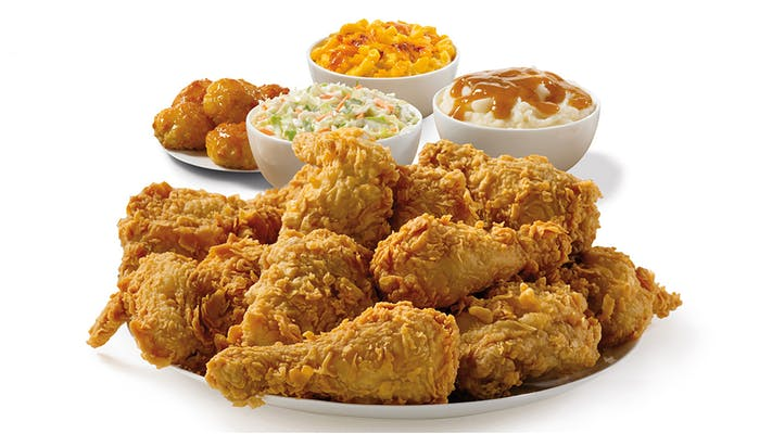 18 Pieces Mixed Chicken Meal