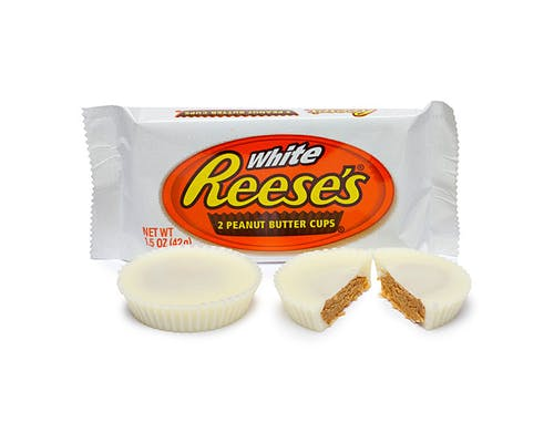 Reese's Peanut Butter White Chocolate