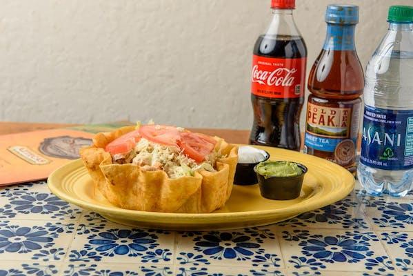 Taco Salad Coca-Cola Combo
