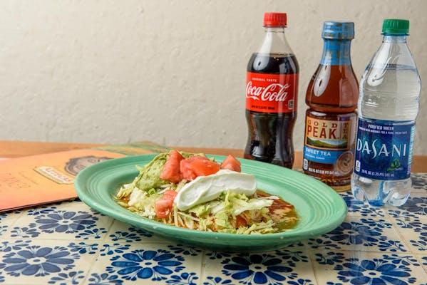 Burrito Supreme Coca-Cola Combo