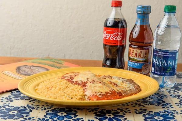 Burrito Special Coca-Cola Combo