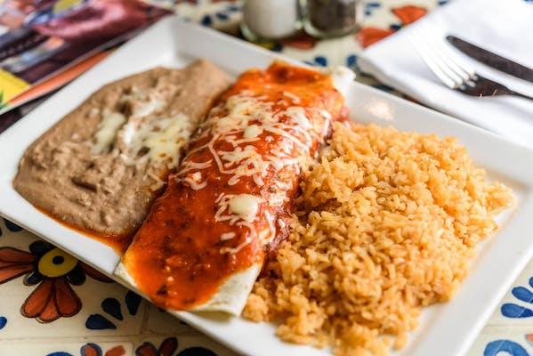Burrito Special