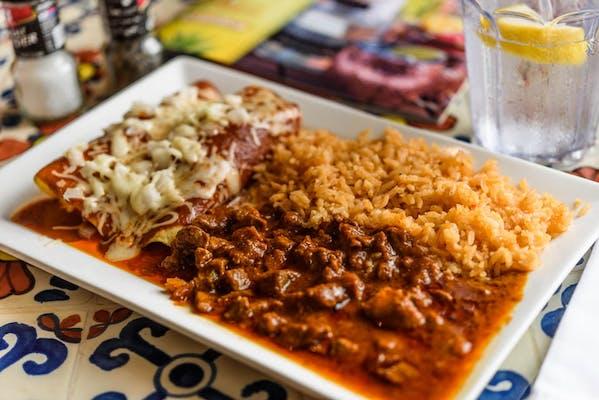Chile con Carne Dinner