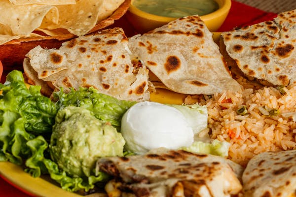 Appetizer Quesadillas