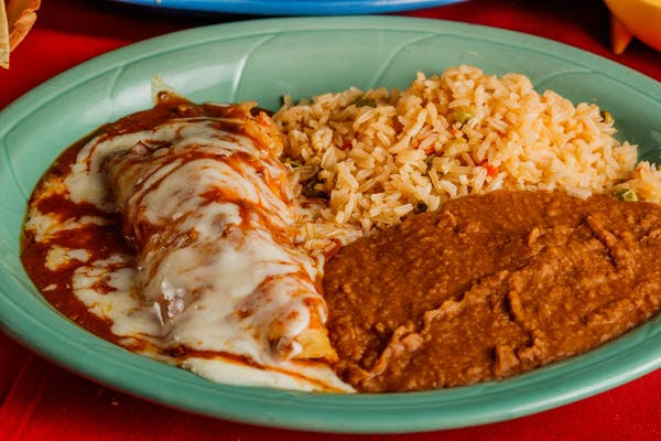 Kid's Cheese Enchilada