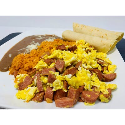 Eggs a La Mexicana