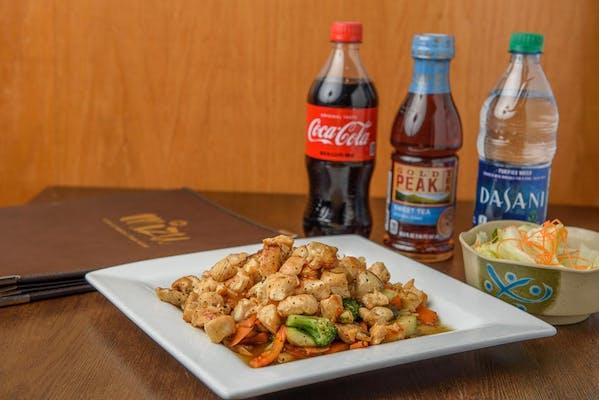 Hibachi Chicken Coca-Cola Combo