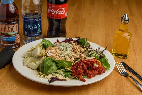 Harvest Chicken Salad Coca-Cola Combo
