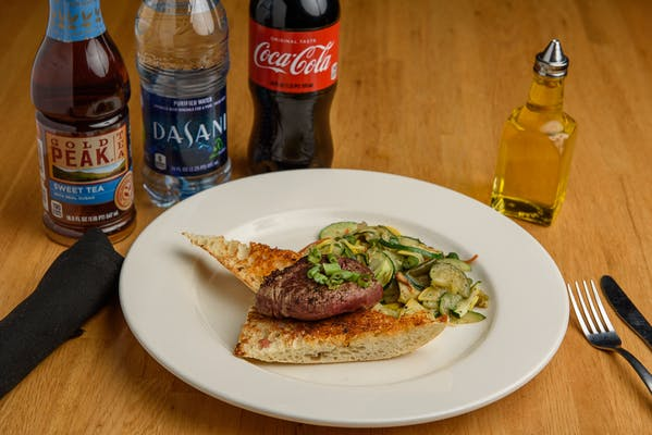 Grilled Filet Coca-Cola Combo