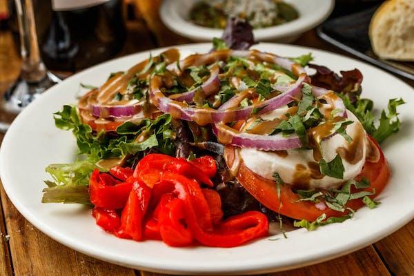 Small Caprese Salad