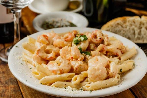 Signature Shrimp & Crawfish Alfredo