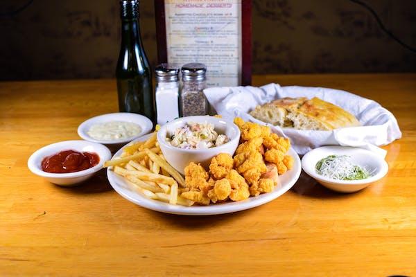 Fried Shrimp Plate (Lunch)