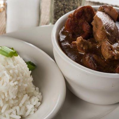 Chicken & Sausage Gumbo