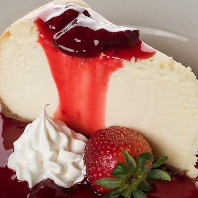 Fifth Avenue NY Cheesecake