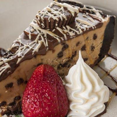 High Peanut Butter Pie